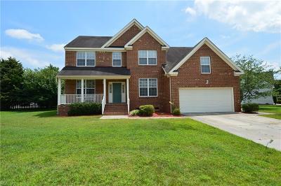 Chesapeake Single Family Home New Listing: 714 Helen Ave