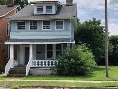 Norfolk Single Family Home New Listing: 215 W 27th St