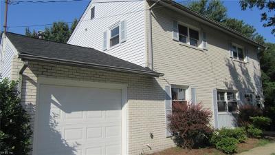 Hampton Single Family Home New Listing: 3421 Hardee Ct