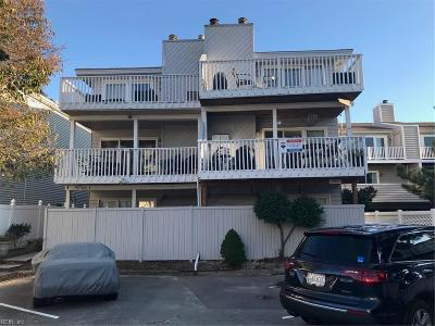 Virginia Beach Single Family Home New Listing: 3205 Page Ave #A