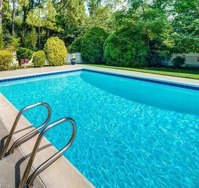 Suffolk Single Family Home For Sale: 2140 Partridge Pl
