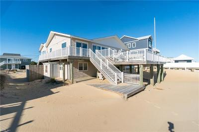 Sandbridge Beach Residential Under Contract: 3252 Sandfiddler Rd