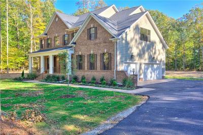 Williamsburg Single Family Home For Sale: 5304 Arbor Pl