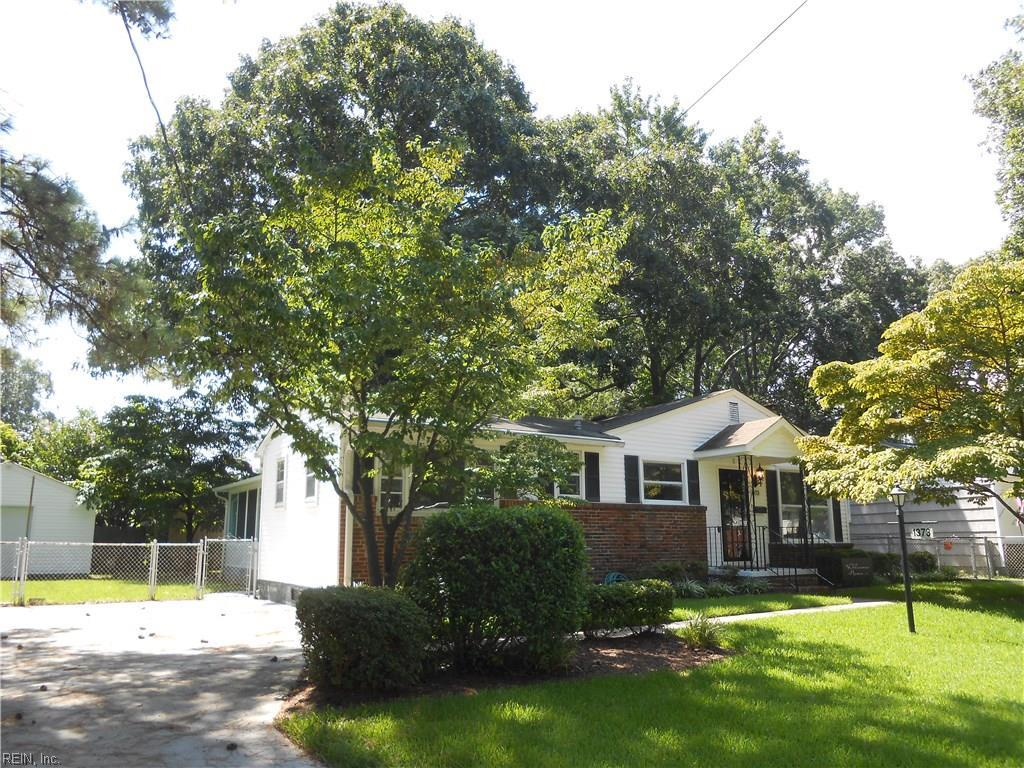 1373 Bill St Norfolk Va Mls 10208662 Melody Matthews 757