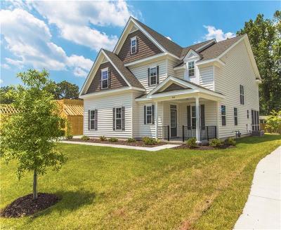 Western Branch Single Family Home For Sale: Mm Rosewood Elizabeth Pl