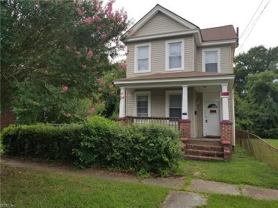 Portsmouth Multi Family Home Under Contract: 2318 Lansing Ave