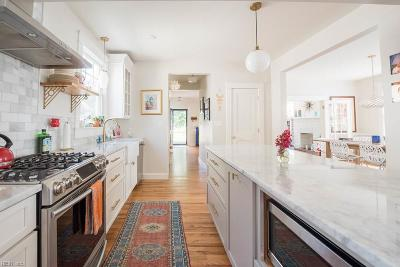 Norfolk Single Family Home Under Contract: 1103 Bedford Ave