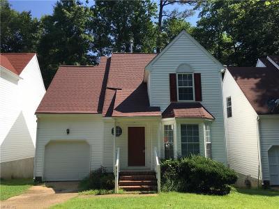 Williamsburg Single Family Home For Sale: 936 Pheasant Rn
