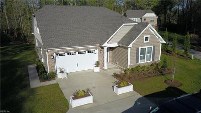 Suffolk Single Family Home For Sale: 2882 Cross Landing Dr