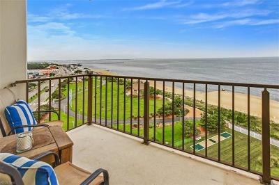 Norfolk Single Family Home For Sale: 100 E Ocean View Ave #1101
