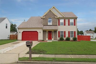 Hampton Single Family Home For Sale: 8 Gallaer Ct