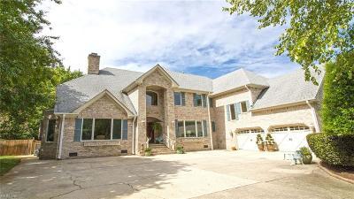 Chesapeake Single Family Home For Sale: 1310 Baffy Loop