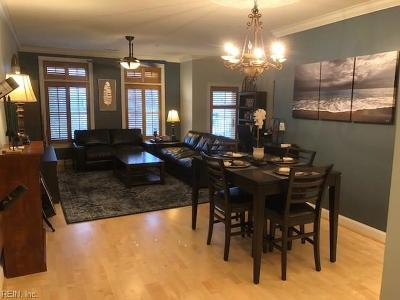 Norfolk Single Family Home For Sale: 810 W Princess Anne Rd #403