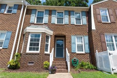 Virginia Beach Single Family Home New Listing: 552 Mulligan Dr
