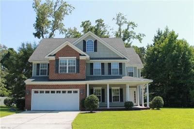Virginia Beach Single Family Home For Sale: 1033 Stratem Ct