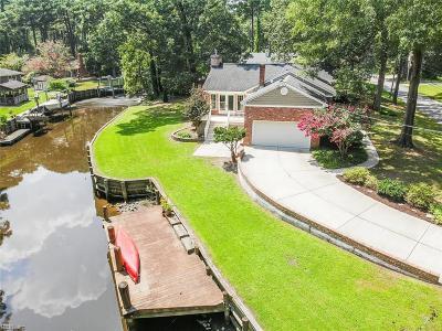 Virginia Beach Single Family Home New Listing: 2705 Mulberry Grove Ct
