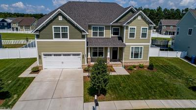 Chesapeake Single Family Home For Sale: 427 Wisdom Path