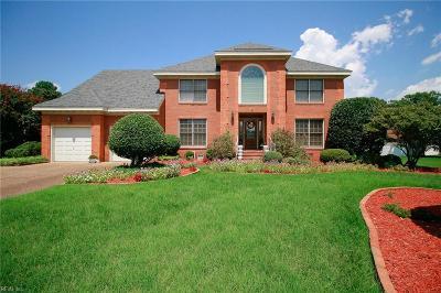 Hampton Single Family Home For Sale: 4 Carlisle Ct
