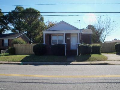 Portsmouth Single Family Home For Sale: 673 Lincoln St