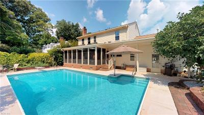 Hampton Single Family Home For Sale: 36 Chowning Dr