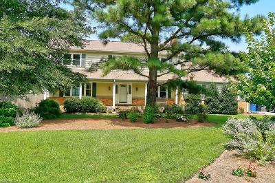 Virginia Beach Single Family Home New Listing: 2408 Blue Castle Ln
