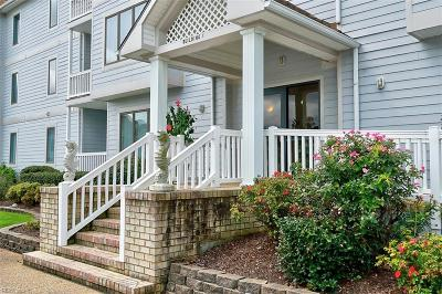Chesapeake Single Family Home For Sale: 1 Sandy Point Ln #200