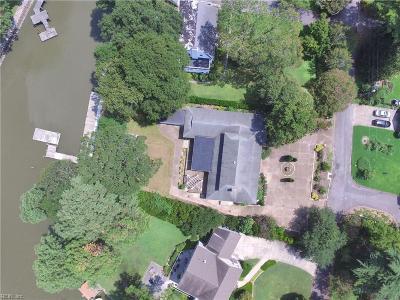 Norfolk Single Family Home For Sale: 1324 Harmott Ave