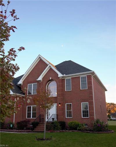 Virginia Beach Single Family Home New Listing: 1705 Fury Way