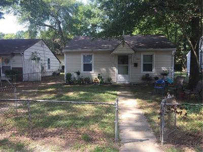 Hampton Single Family Home New Listing: 503 Ford Rd