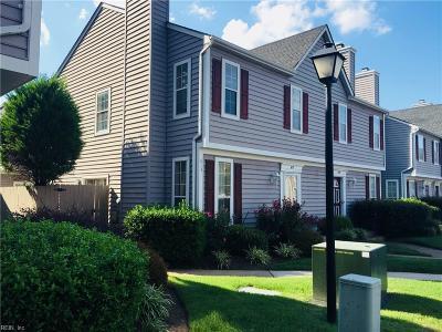 Virginia Beach Single Family Home Under Contract: 613 Pinnacle Dr