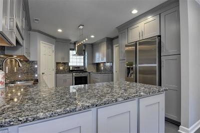 Virginia Beach Single Family Home New Listing: 2504 Las Brisas Dr