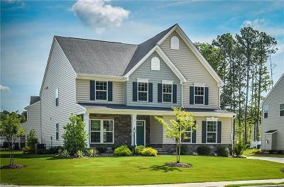 Newport News Single Family Home New Listing: 122 Willet Way