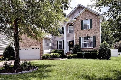 Williamsburg Single Family Home New Listing: 107 Corvette Dr