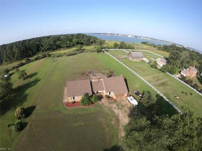 Hampton Single Family Home For Sale: 505 Brittain Ln