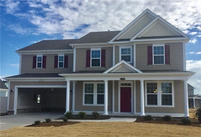 Chesapeake Single Family Home Under Contract: 901 Lake Thrasher Dr