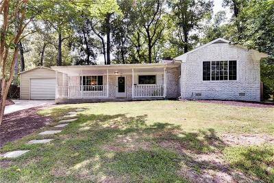Williamsburg Single Family Home New Listing: 227 Tyler Brooks Dr