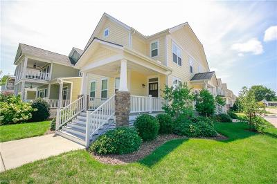 Hampton Single Family Home For Sale: 2602 E Pembroke Ave