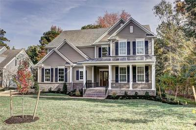 Williamsburg Single Family Home New Listing: 4420 Landfall Dr #90
