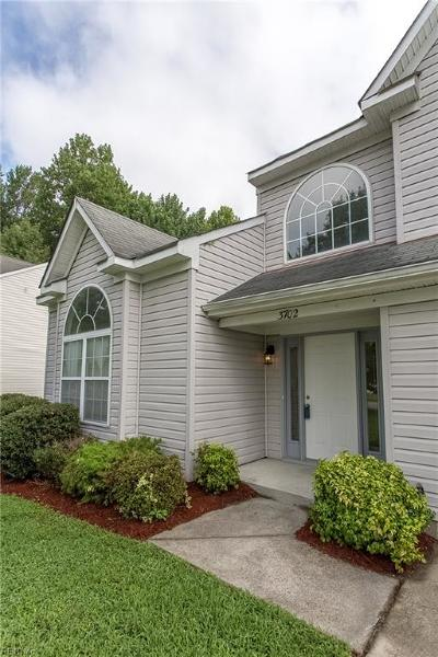 Suffolk Single Family Home For Sale: 3702 Finish Line Arch