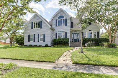 Virginia Beach Single Family Home New Listing: 2684 Eagles Lake Rd