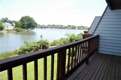 Hampton Single Family Home For Sale: 248 Mill Point Dr
