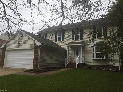 Virginia Beach Single Family Home New Listing: 4661 Boxford Rd