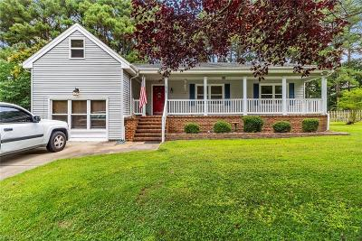 Suffolk Single Family Home New Listing: 1828 Woodland Rd