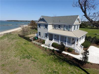 Cape Charles Single Family Home For Sale: 4 Bay Vistas Way