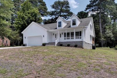 Williamsburg Single Family Home New Listing: 105 Leon Dr