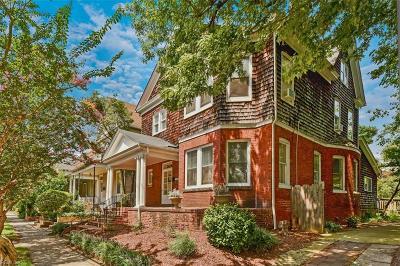 Norfolk Single Family Home New Listing: 1032 Redgate Ave
