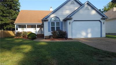 Hampton Single Family Home New Listing: 11 Pelchat Dr