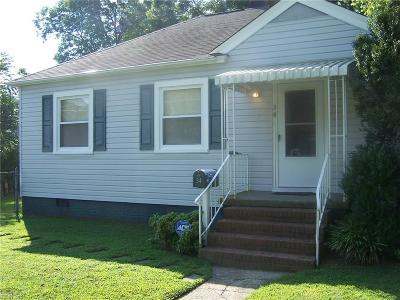 Hampton Single Family Home New Listing: 34 Mitchell Rd