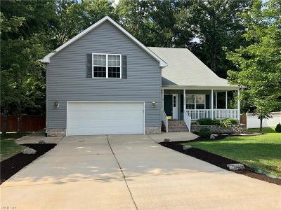Williamsburg Single Family Home New Listing: 5852 Montpelier Dr