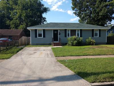 Single Family Home For Sale: 1335 W 39th St